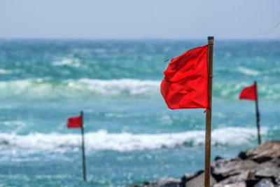 3 røde flagg - salgstingbloggen
