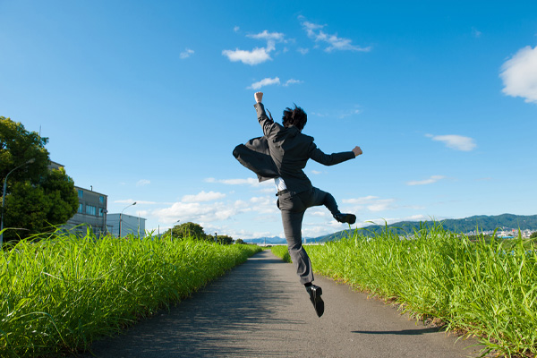 Salgstingbloggen - Hvorfor lykke avler suksess