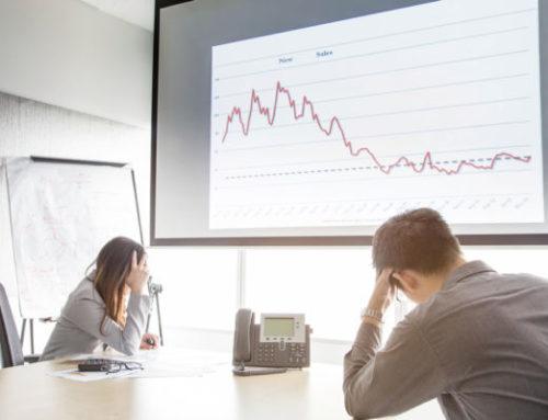 6 typiske grunner til at salget svikter